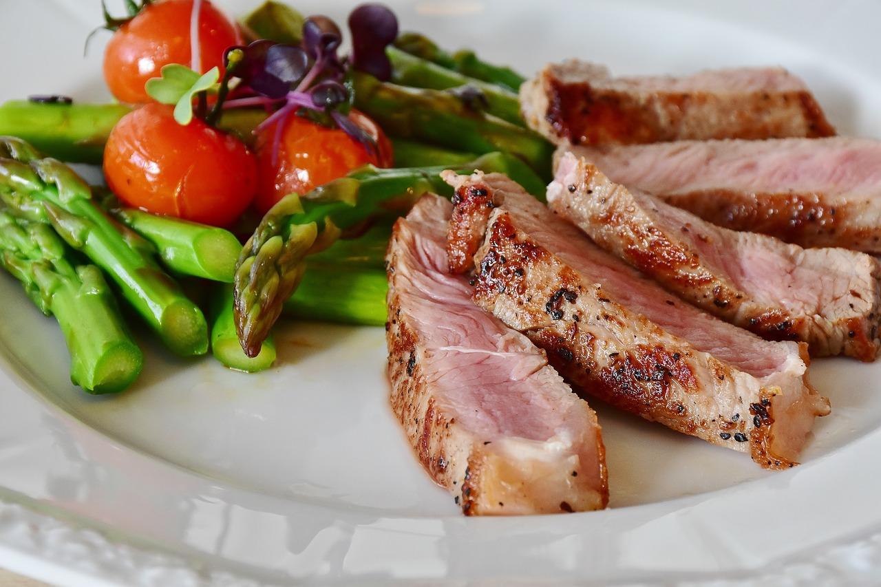Profesjonalny kuter do mięsa