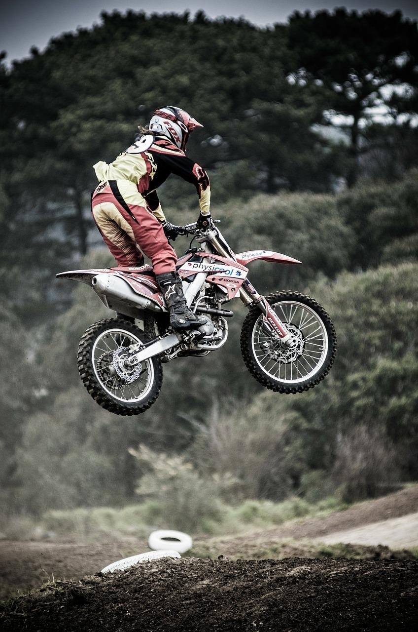 Odzież motocyklowa wysokiej jakości