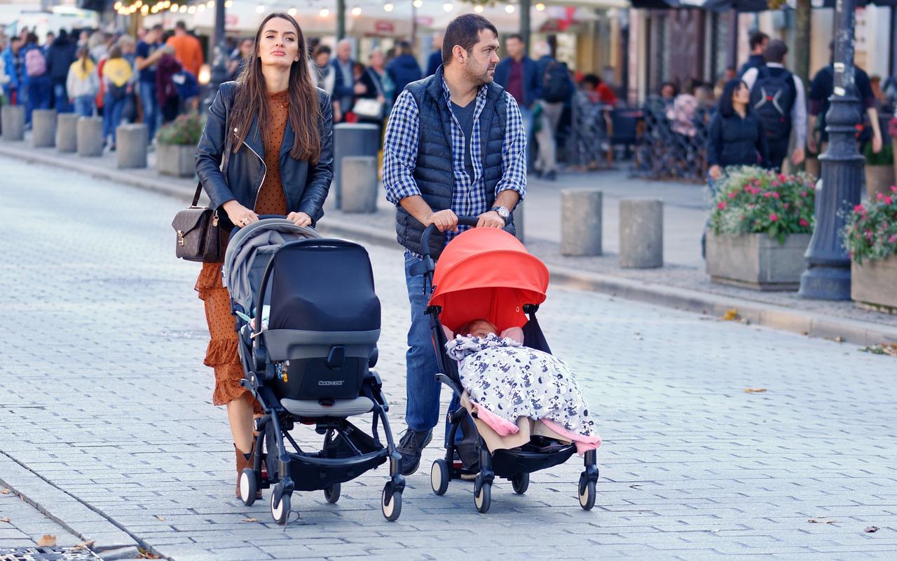 Wózek dla dziecka - który wybrać?